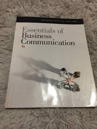Photo Essentials of Business Communication 9th Edition - $50 (Mandarin)