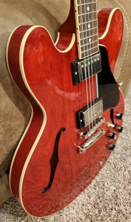 Photo FSFT 2020 Gibson ES-335 Memphis Dot - $2,600 (Savannah)