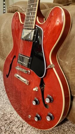Photo FS FT 2020 Gibson ES-335 Memphis Dot - $2,600 (Savannah)