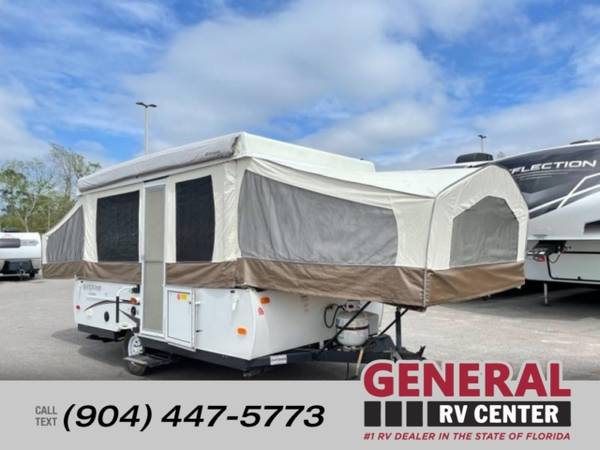 Photo Folding Pop-Up Cer 2016 Forest River RV Rockwood Freedom Series 231 - $11,995