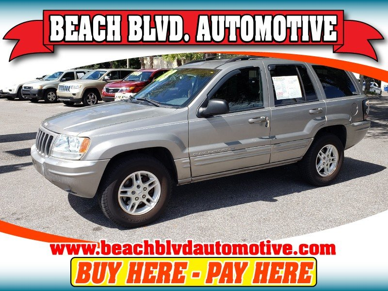 Photo Used 1999 Jeep Grand Cherokee 2WD Limited for sale