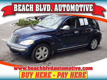 Photo Used 2002 Chrysler PT Cruiser Limited Edition Hatchback for sale