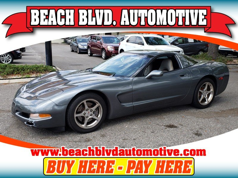 Photo Used 2003 Chevrolet Corvette Coupe for sale