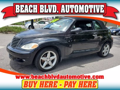 Photo Used 2005 Chrysler PT Cruiser GT Convertible for sale