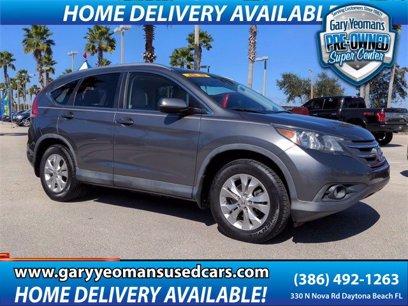Photo Used 2012 Honda CR-V EX-L for sale