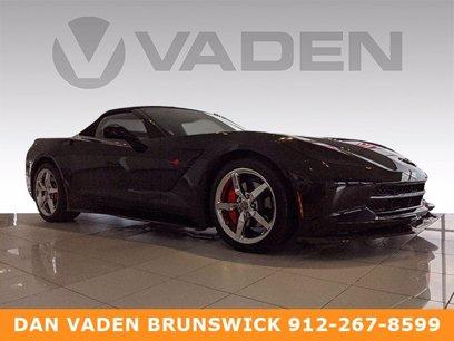 Photo Used 2014 Chevrolet Corvette Stingray Convertible for sale