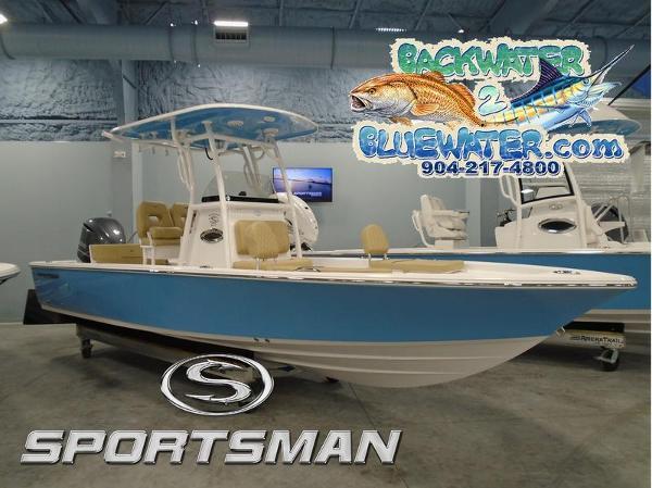 Photo 2021 Sportsman Masters 247 Bay Boat