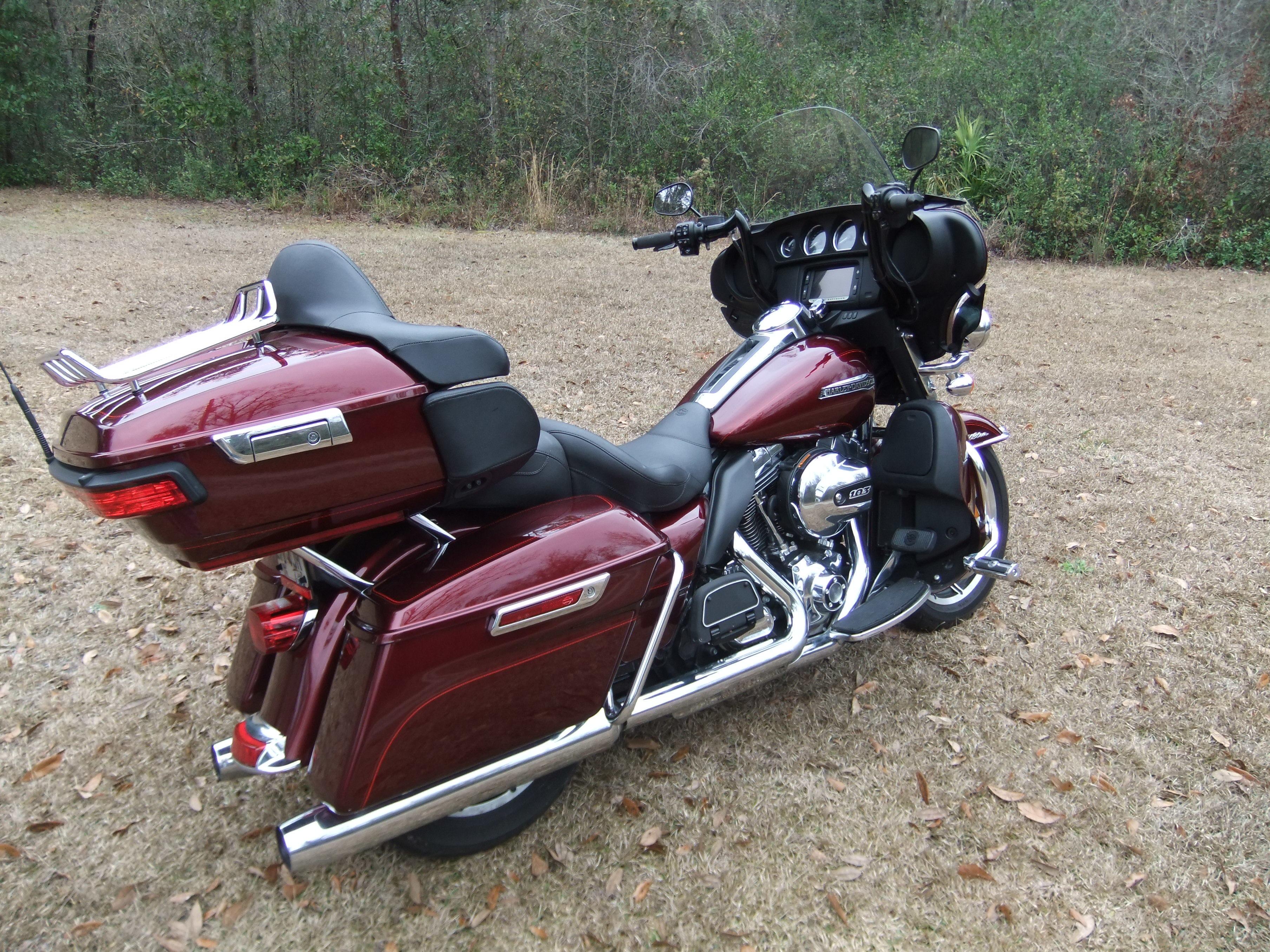 Photo 2015 Harley-Davidson ELECTRA GLIDE ULTRA CLASSIC $277.50277.50