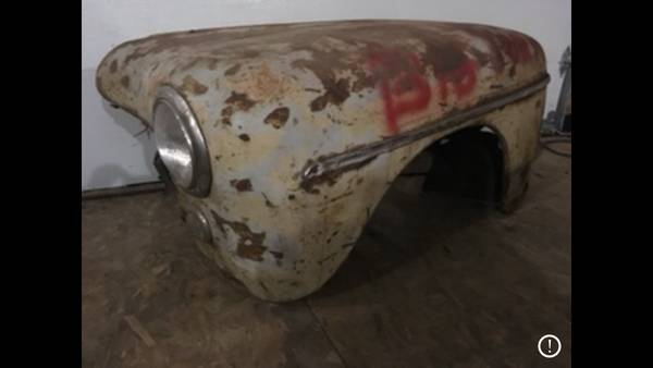 Photo 1947 - 1948 ford parts - $600