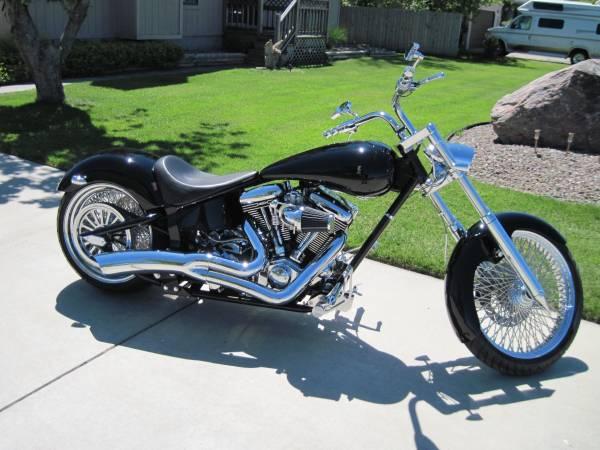 Photo 2006 pro street custom motorcycle - $15,000 (Buffalo)