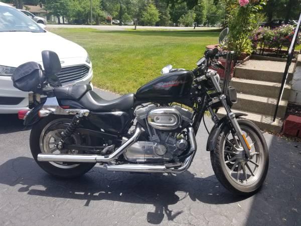 Photo 2007 Harley Davidson Sportster 883 - $3,600 (GETZVILLE EAST AMHERST)