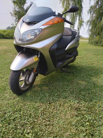 Photo 2007 Yamaha Majesty YW400P - $4,500 (Wilson)