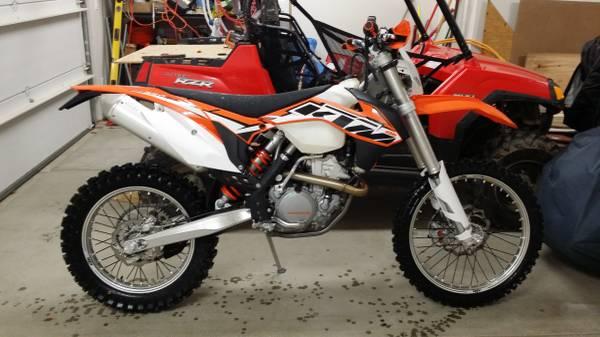 Photo 2014 KTM - better than new - $7,900 (Angola)