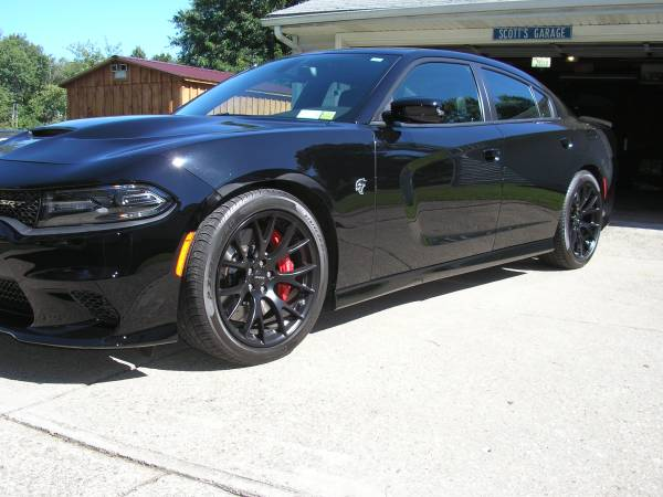 dodge hellcat for sale buffalo ny 2016 Dodge Charger Hellcat, Excellent Only 10,700 Miles