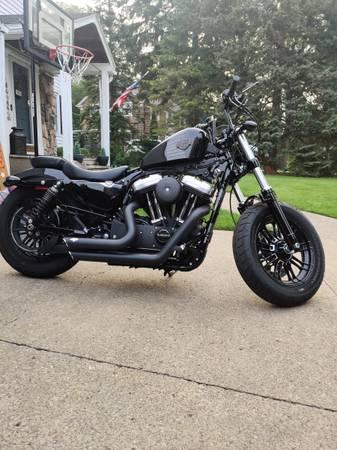 Photo 2016 Harley Davidson Sportster 48 - $12,000 (Lewiston)
