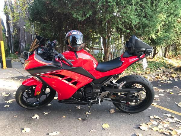 Photo 2016 Kawasaki Ninja 300 - $3,800 (Buffalo)
