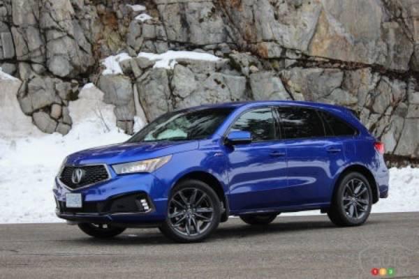 Photo 2019 Acura MDX aspec - $43,500 (Buffalo)