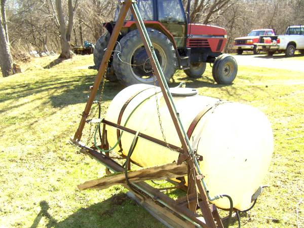 Photo 3 point hitch sprayer - $200 (Springville NY)