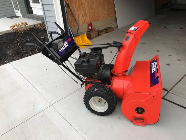 Ariens snow blower - $550 (West Seneca)
