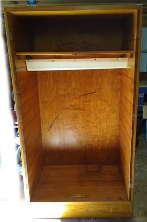 Photo Armoire  dresser (free) (Boston, NY)
