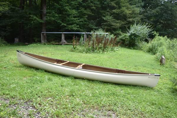 Photo Bell Morningstar Kevlar Canoe - $2,200 (LITTLE VALLEY)