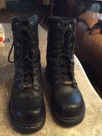 Photo Brand New Mens Harley Davidson Boots Size 10.5 Never Worn REDUCED - $59 (Amherst)