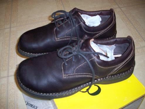 Photo Carolina work shoes NEW - $50 (Arcade)