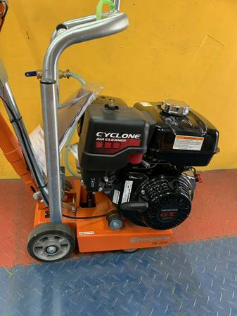 Photo FS 309 Huskqvana Walk Behind 14 Inch Compact Asphalt And Concrete Cutt - $1,699 (Buffalo)