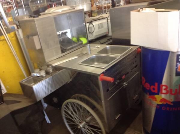 Photo Hot dog cart-Chicago Hot Dogger - $2800 (Buffalo)