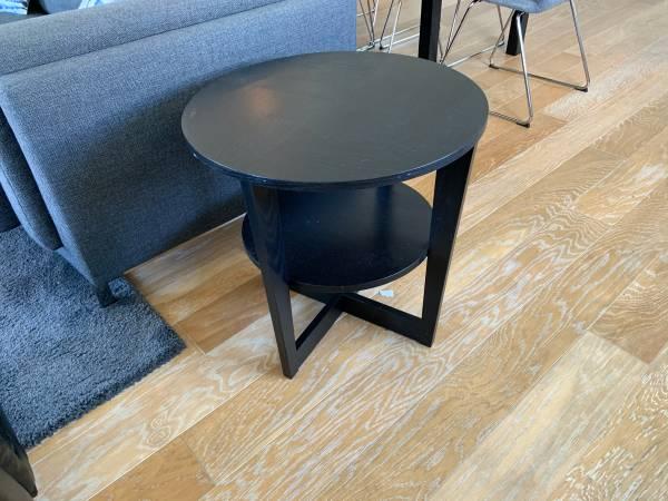 Photo IKEA Vejmon Side Table - $30 (Hamburg)