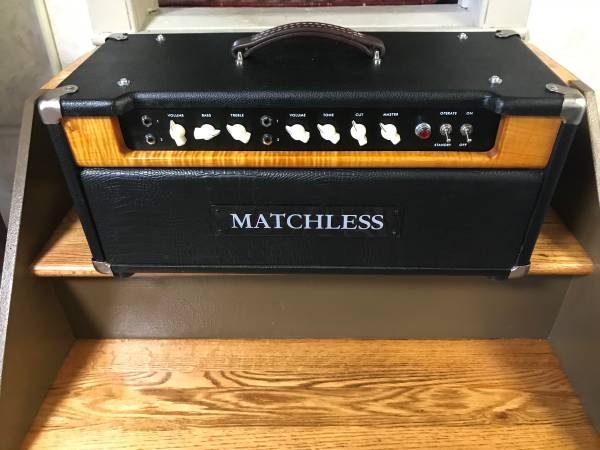Photo Matchless dc30 Ceriatone clone outstanding - $800 (Leroy)