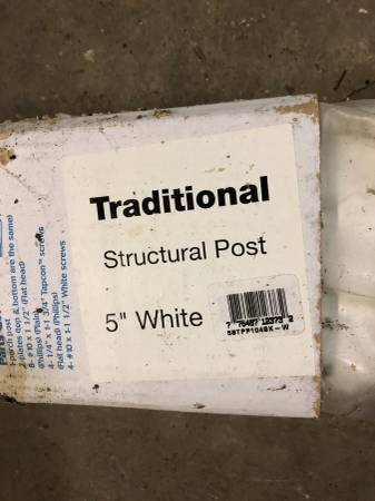 Photo New Traditional Structural Post - $50 (Pendleton)