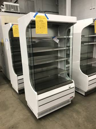Photo Open Display quotGrab n Go quot Refrigerated Case Used hm - $1,895 (Buffalo)