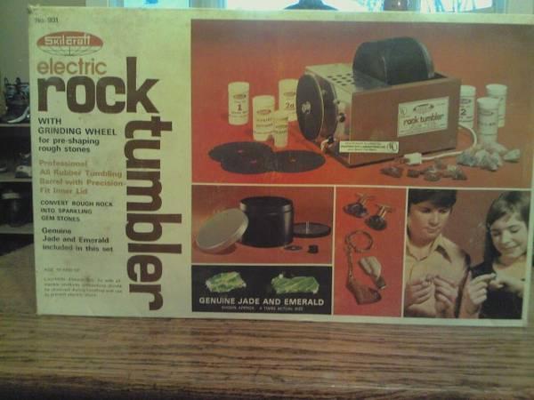 Photo Original Rock Tumbler - $50 (North Tonawanda)