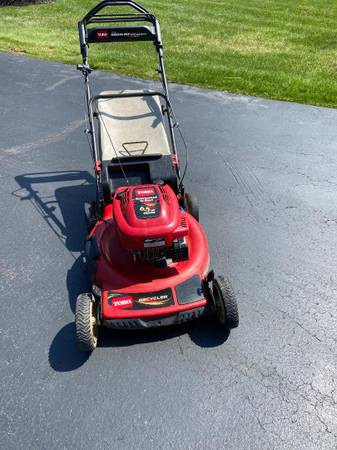 Photo Toro 22quot Personal Pace - $140 (Orchard Park)