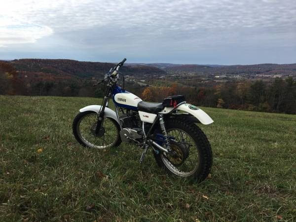 Photo Trials Motorcycle looking to buy (Finger Lakes)