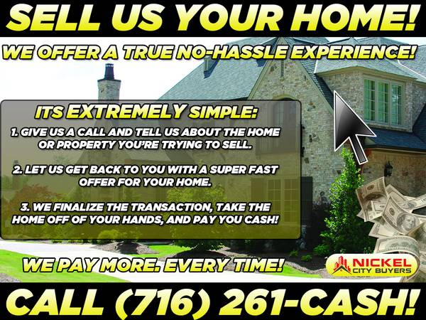 Photo UnWanted House  We can SAVE you from it. (LIVE PERSON)