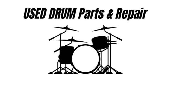 Photo Used Drum Parts  Repair - $1 (Buffalo)