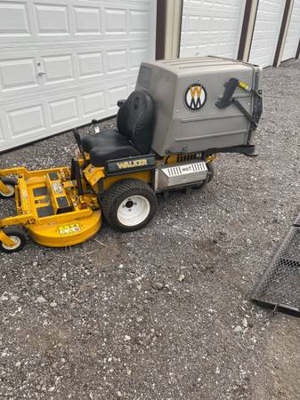 Photo Walker Mower - $7,500 (Lockport)