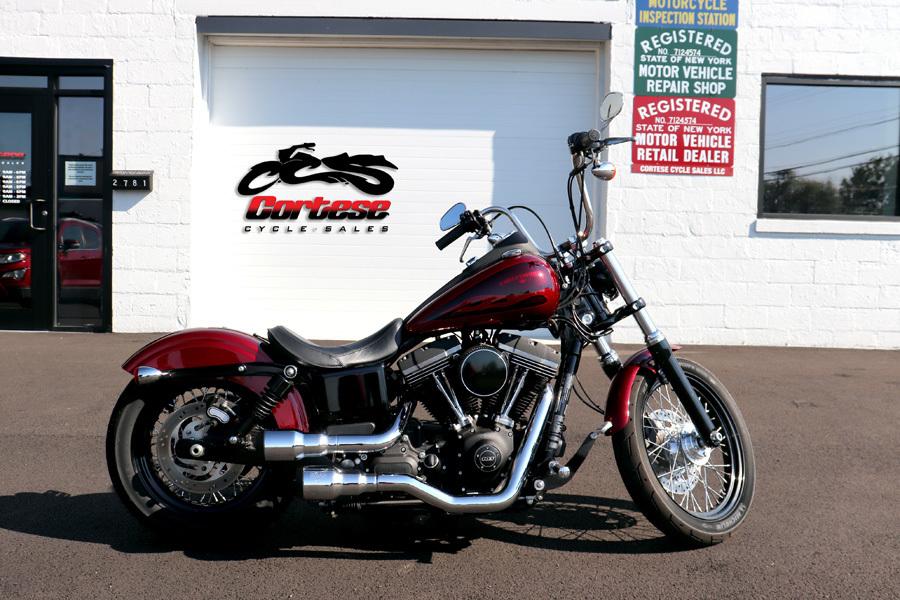 Photo 2017 Harley-Davidson FXDB Dyna Street Bob $14999
