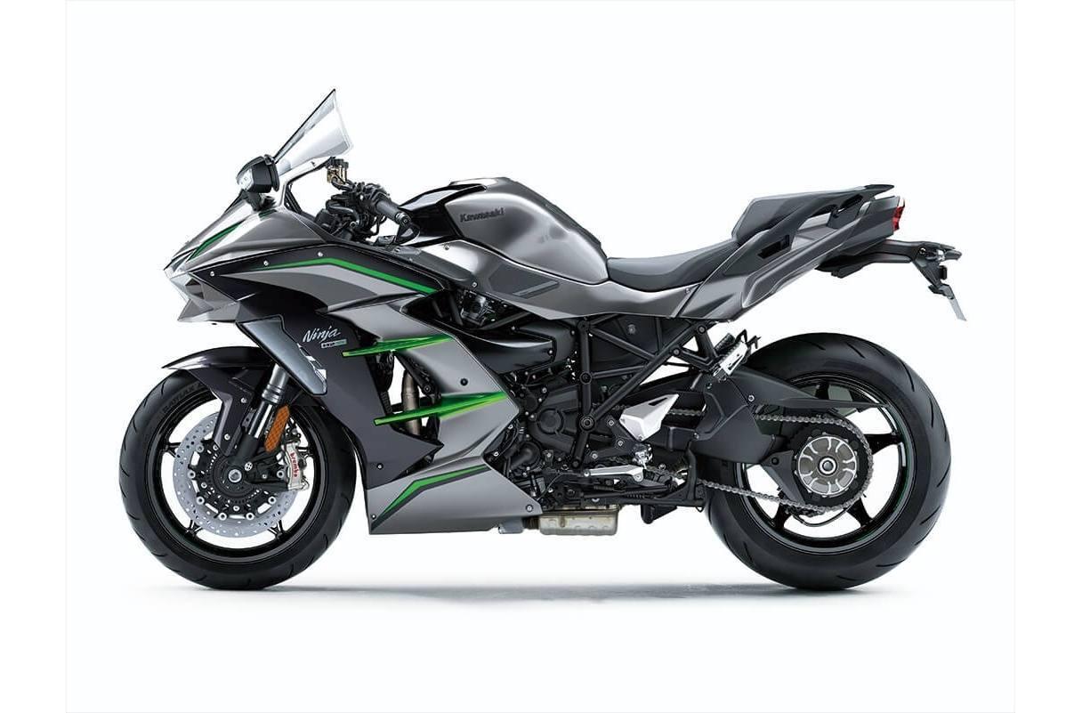 Photo 2019 Kawasaki NINJA H2 SX SE $25000