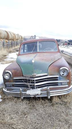 Photo 1949 Plymouth Restoration Project - $7,500 (Gold Creek)