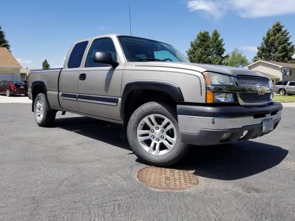 Photo 2004 Chevy Silverado - $9000 (Butte)