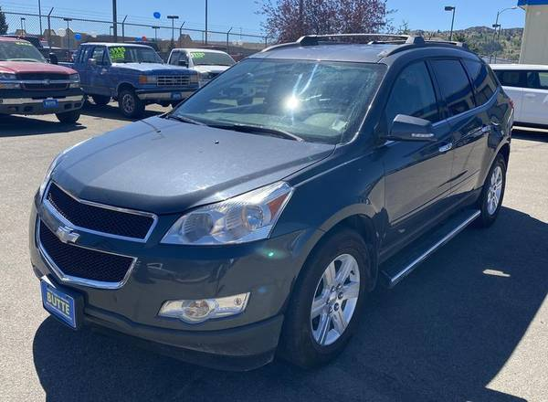 Photo 2011 Chevy Traverse - $7,990 (Butte)