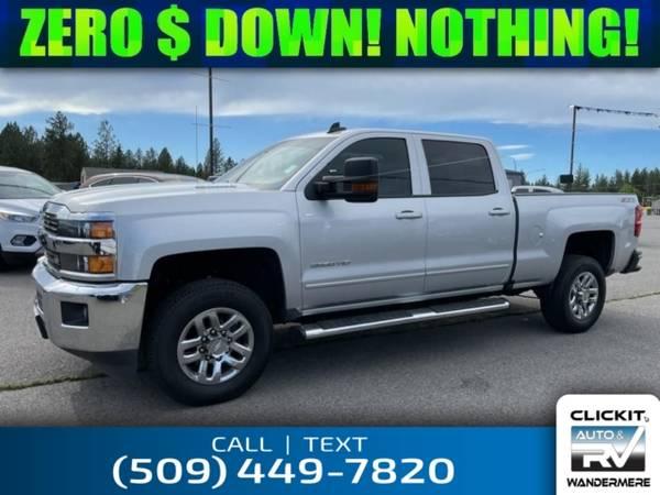 Photo 2016 Chevrolet Silverado 3500HD LT 6.6L V8 4x4 Truck - $64,312 (_Chevrolet_ _Silverado 3500HD_ _Truck_)