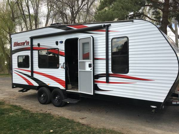 Photo 2016 Toy Hauler 21 ft SOLD - $18,500 (Conner, MT)