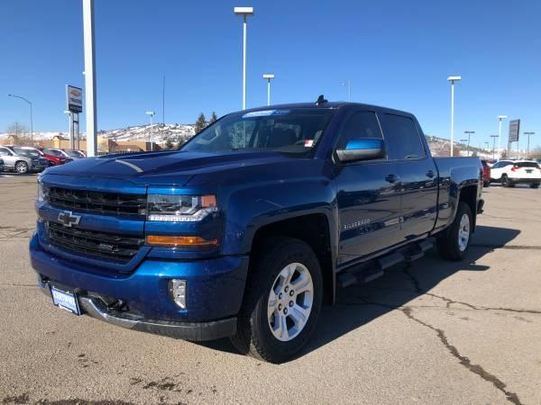 Photo 2018 Chevrolet 1500 - $42,995 (Butte)