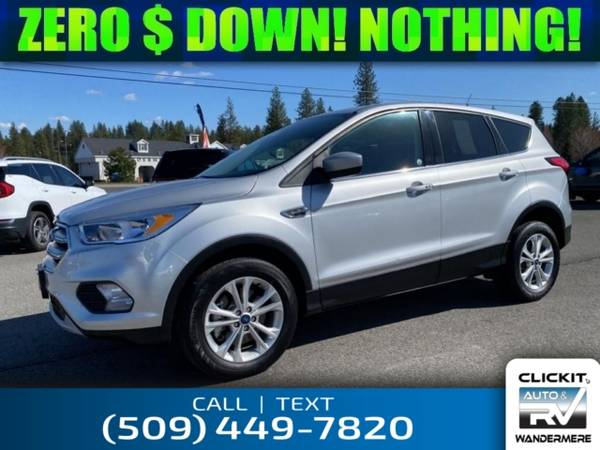 Photo 2019 Ford Escape SE EcoBoost 3.5L V6 4x4 SUV - $19,788 (_Ford_ _Escape_ _SUV_)