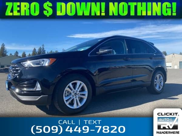 Photo 2020 Ford Edge SEL 2.0L EcoBoost AWD SUV - $27,888 (_Ford_ _Edge_ _SUV_)