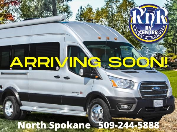 Photo 2021 Coachmen Beyond AWD Class B Motorhome (RnR RV Center)